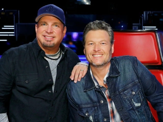 Blake Shelton Responds After Garth Brooks Withdraws From CMA's Entertainer of the Year Consideration