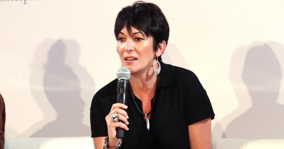 Ghislaine Maxwell getty images 2