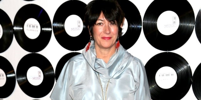 Ghislaine Maxwell getty images