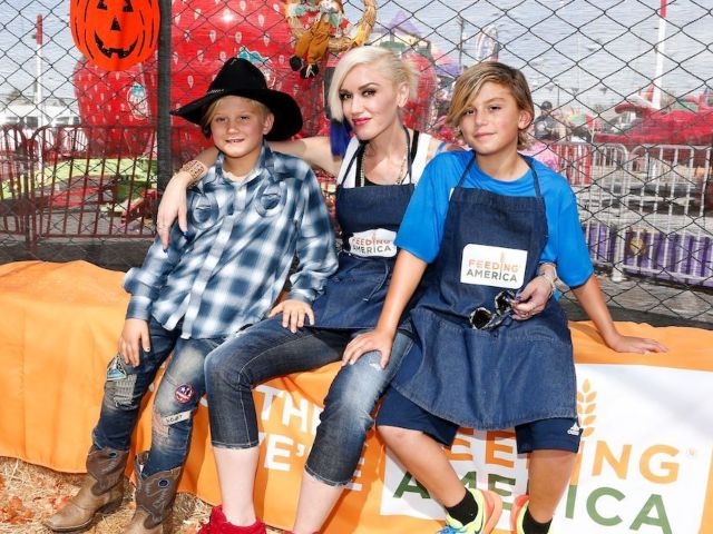 How Gwen Stefani and Gavin Rossdale's Son Zuma Broke Both His Arms