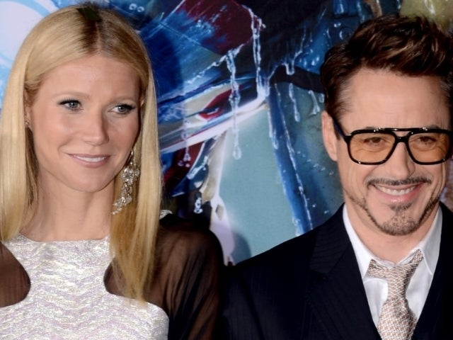 Robert Downey Jr. Jokes About Gwyneth Paltrow's Controversial Private Parts Scented Candle