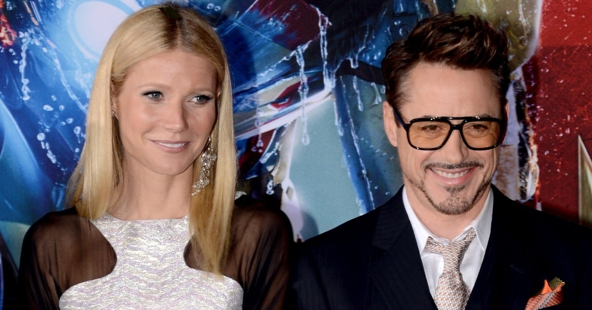 gwyneth paltrow robert downey jr getty images
