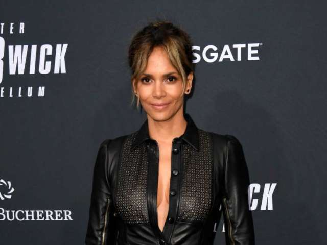 Halle Berry Shows off 'Bruised' Look in New MMA Film