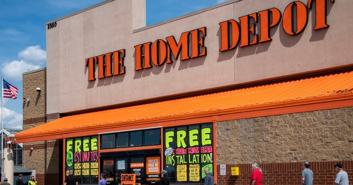 home depot getty images