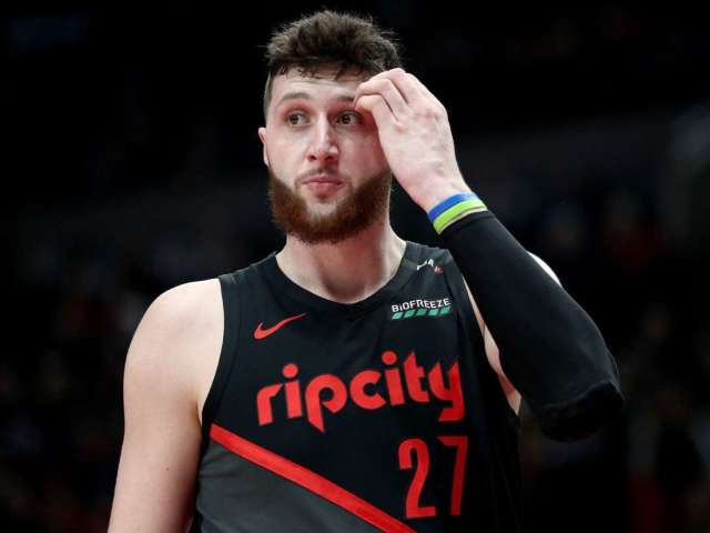 Idaho Plane Collision: Trail Blazers' Jusuf Nurkic Heartbroken Over Deaths of Golfer Sean Fredrickson and His Children