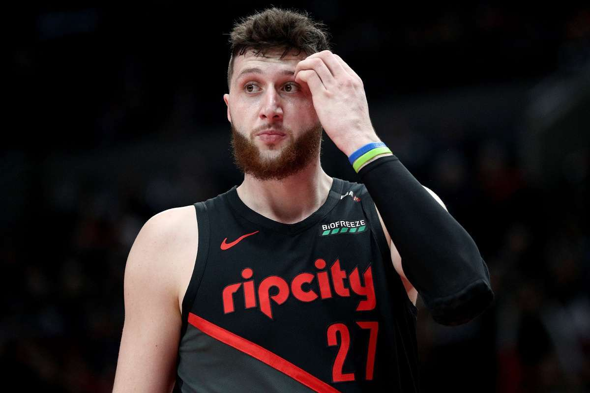 Idaho plane crash Trail Blazers Jusuf Nurkic heartbroken loss Sean Fredrickson children
