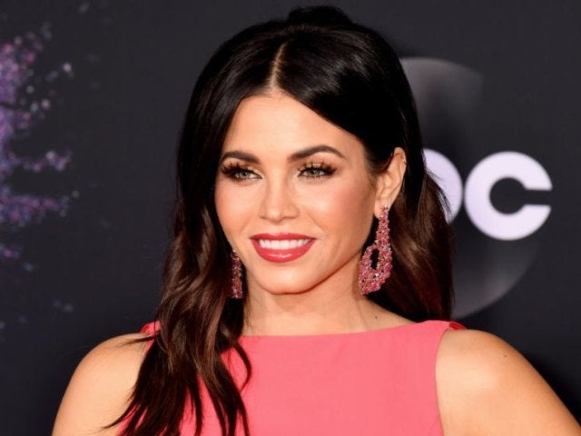 Jenna Dewan Shows off Post-Baby Body in Plunging One-Piece Swimsuit