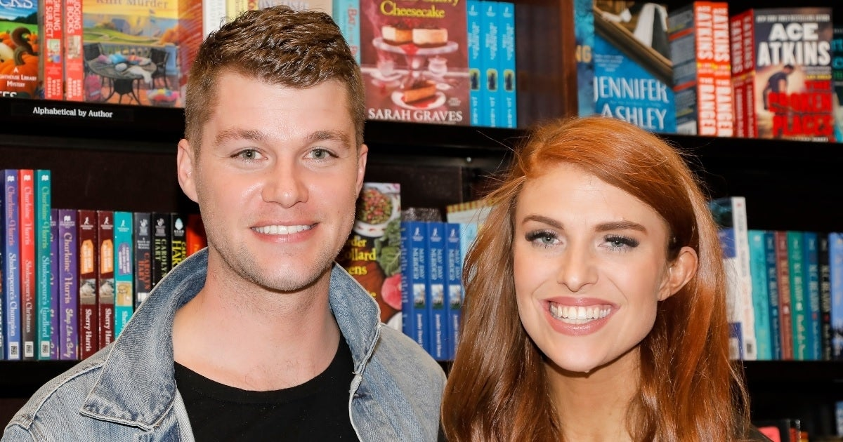 jeremy roloff audrey roloff getty images
