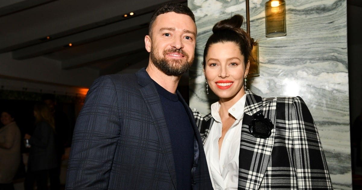 jessica biel justin timberlake getty images