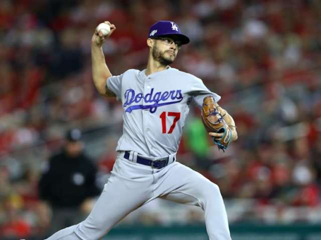 Dodgers' Joe Kelly Suspended 8 Games Over Astros Spat