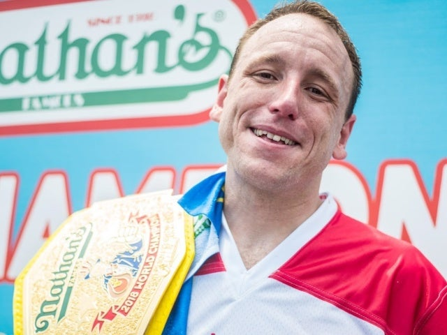 Joey Chestnut Wins Men's Nathan's Famous Hot Dog Eating Contest Title