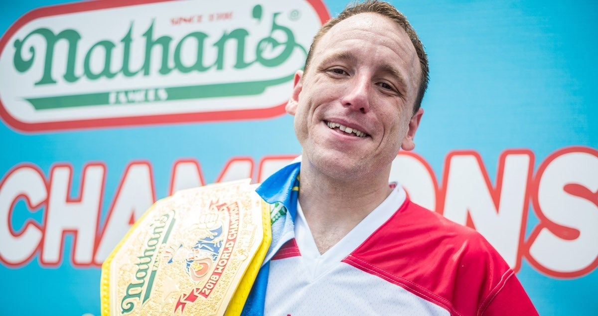joey-chestnut-nathans-hot-dog-eating-contest-getty