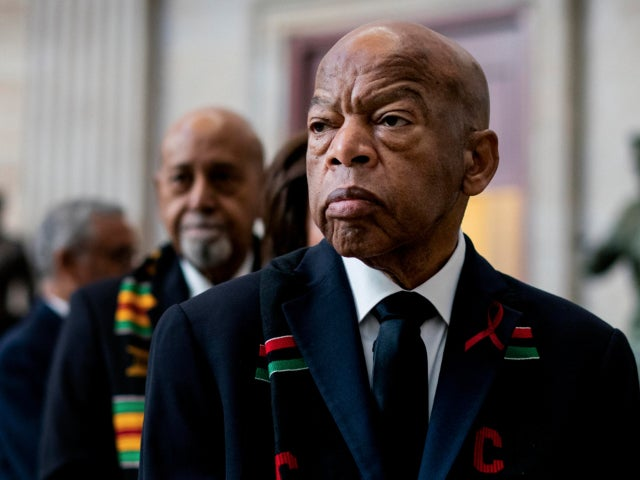 Rep. John Lewis, Civil Rights Icon, Dies at 80