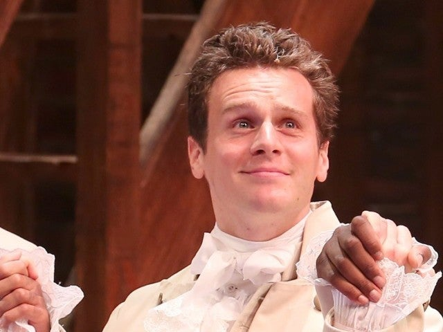'Hamilton' Fans Can't Get Enough of Actor Jonathan Groff's Spit up Moment