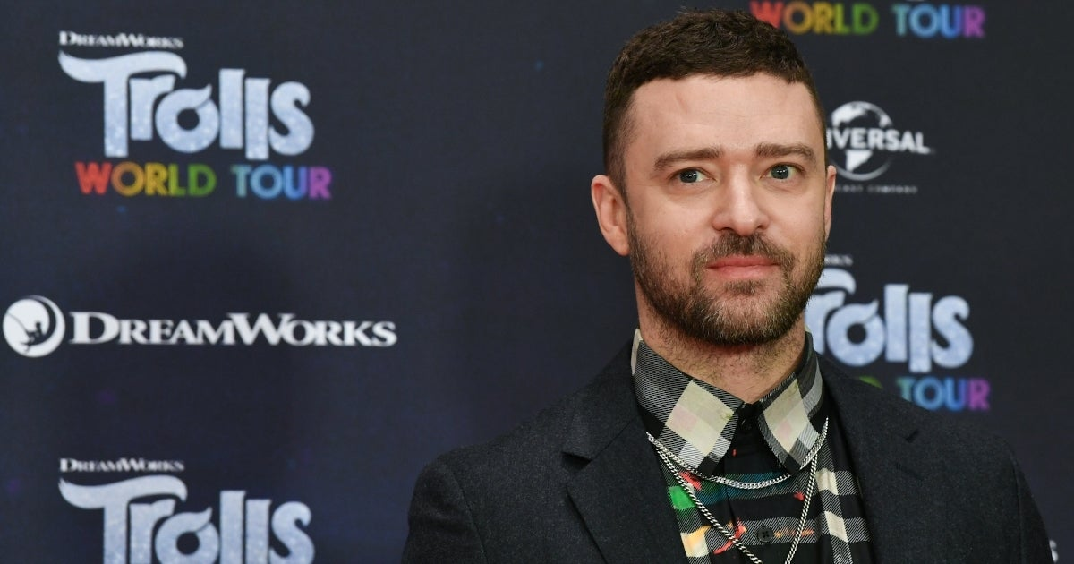 justin timberlake getty images 2020