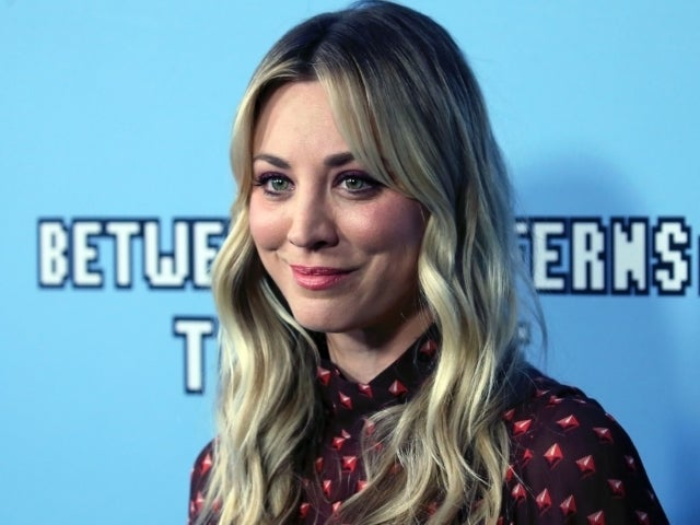 Kaley Cuoco Has Perfect 3-Letter Reaction to Margot Robbie Feud Rumors