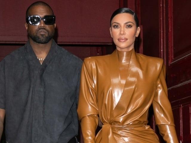 Kanye West Says Kim Kardashian Wants to Lock Him up Over Abortion Confession