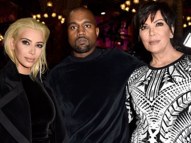Kris Jenner Is Reportedly 'Appalled' by Kanye West's 'Grammy Incident'