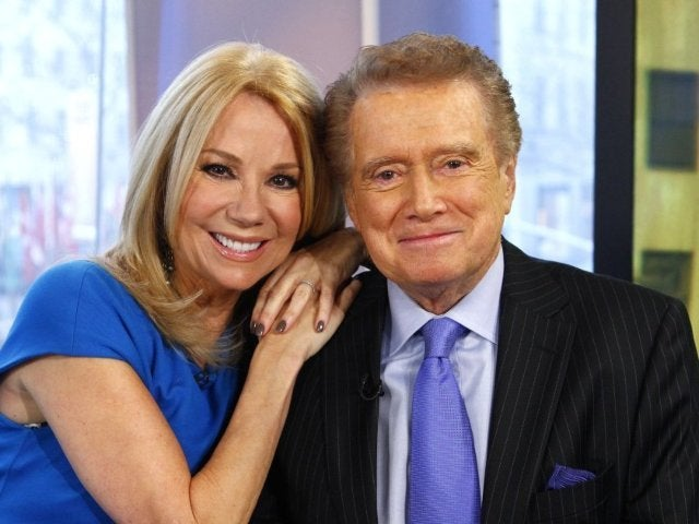 Kathie Lee Gifford Opens up About Last Time She Saw Regis Philbin