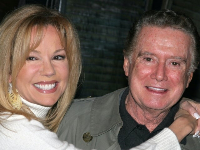 Kathie Lee Gifford's Heartbreaking Tweet About Regis Philbin Sparks Warm Response From Fans