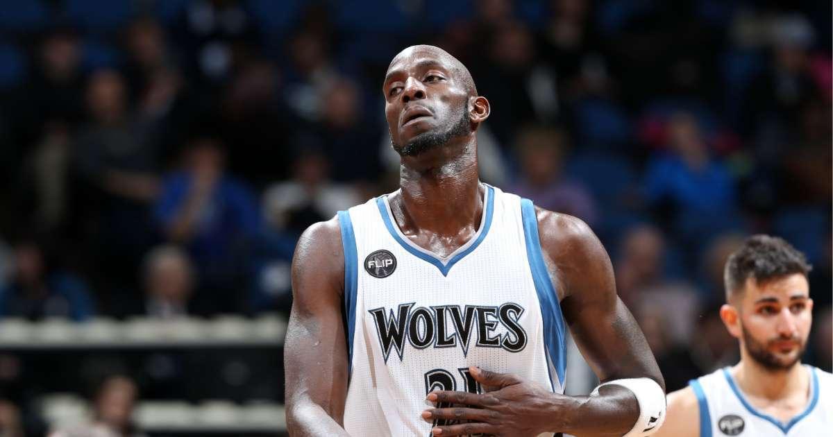 Kevin Garnett attempting to buy Timberwolves