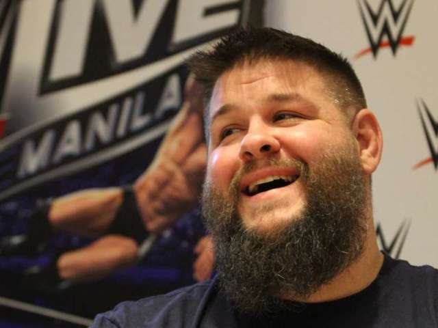 WWE: Kevin Owens Reportedly Confronts Vince Mcmahon Over Wearing Masks