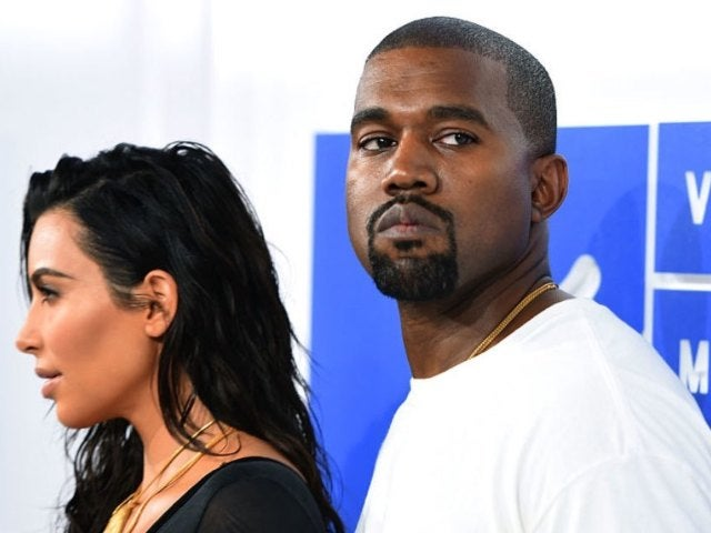 Kanye West Breaks His Silence After Wife Kim Kardashian's Visit With Numerous Tweets