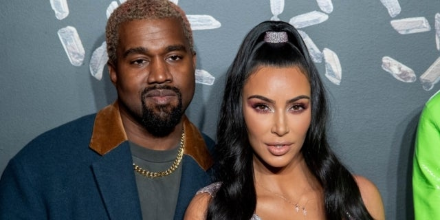 kim kardashian kanye west 2018 getty images