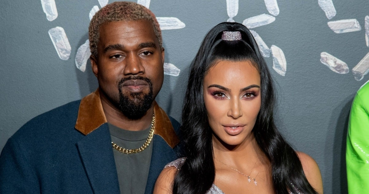 kim kardashian kanye west 2018 getty images