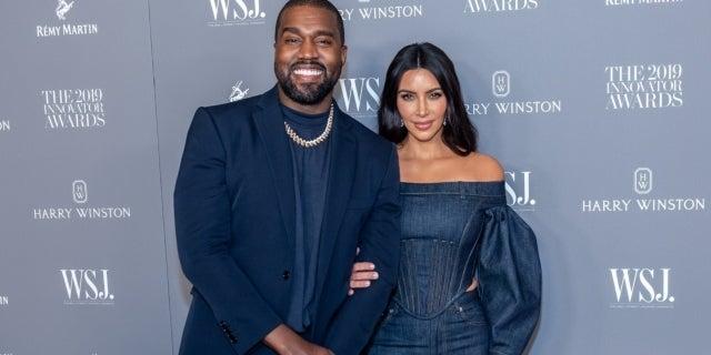 kim kardashian kanye west 2019 getty images