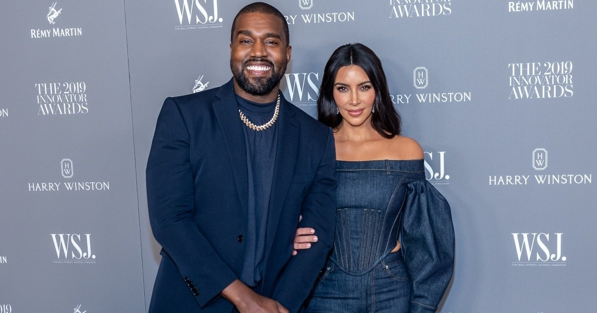kim kardashian kanye west 2019 getty images