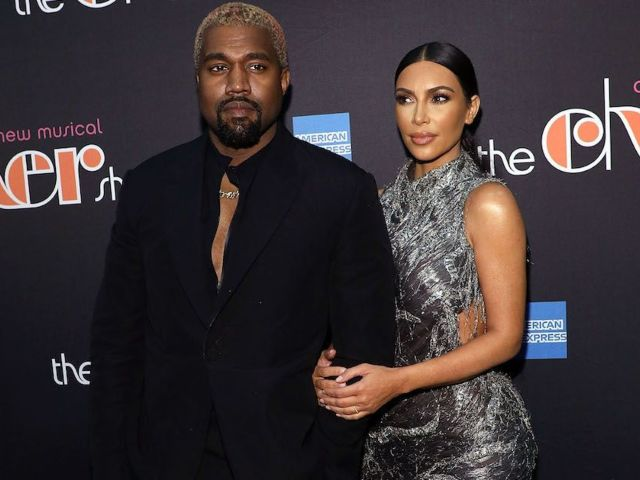 Kim Kardashian Wears Wedding Band Amid Reported Impending Divorce From Kanye West