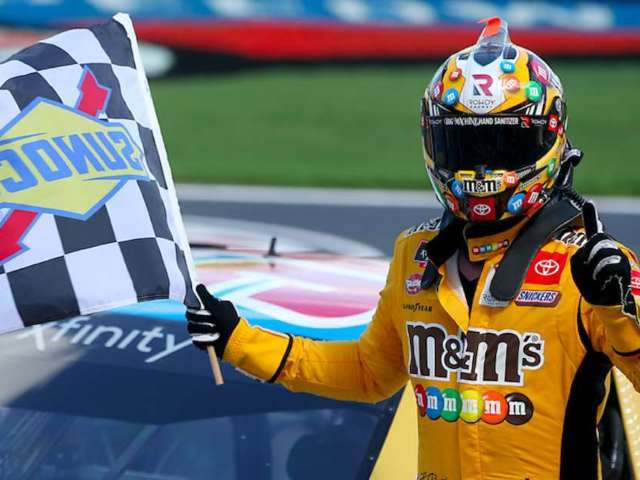 Kyle Busch Races in 'Easier' Xfinity Series, and NASCAR Fans Are Livid