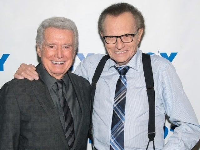 Regis Philbin Dead: Larry King Remembers Fellow Broadcast Icon Following Death