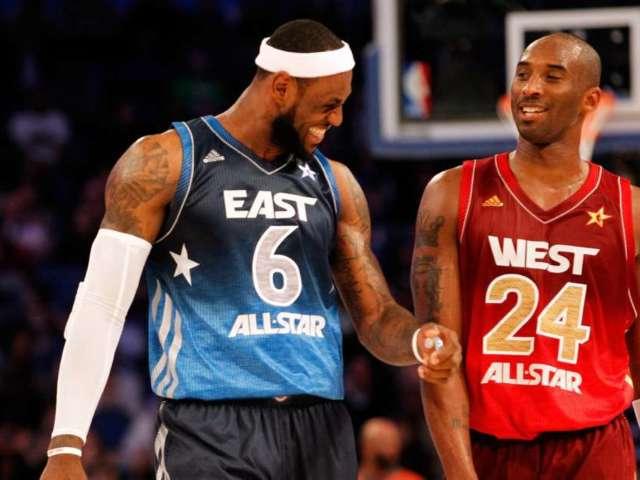 LeBron James Honors Kobe Bryant Ahead of NBA Restart