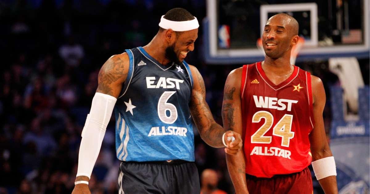 LeBron James honors Kobe Bryant head of NBA restart