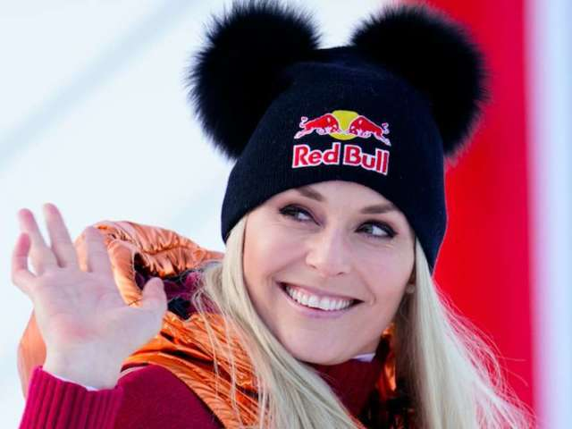 Lindsey Vonn Considered F1 Driving Career, Reconsidered Due to Pregnancy Restrictions