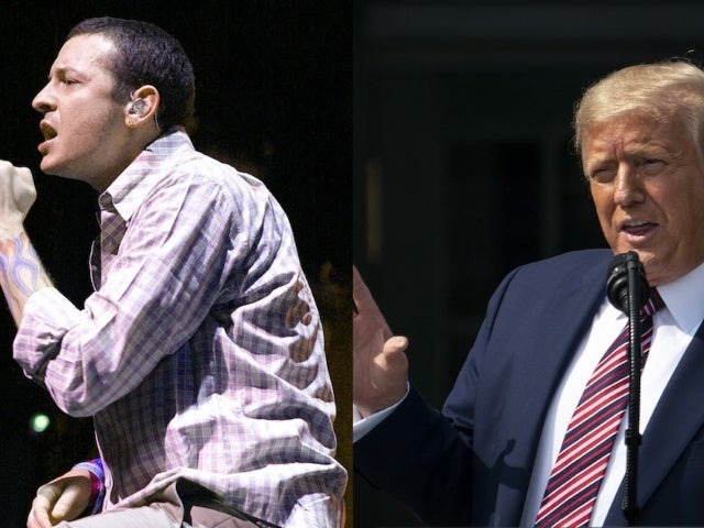 Donald Trump Uses Linkin Park Cover Without Permission, and Fans Are Fuming