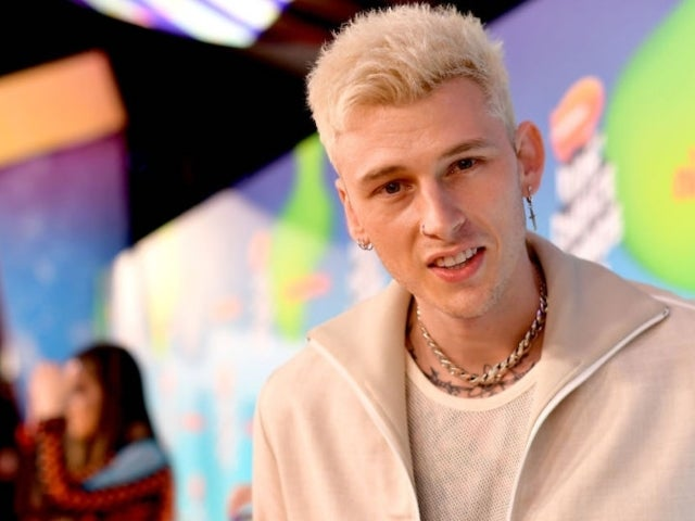 Machine Gun Kelly Says New Girlfriend Megan Fox Has the 'Most Beautiful Feet'