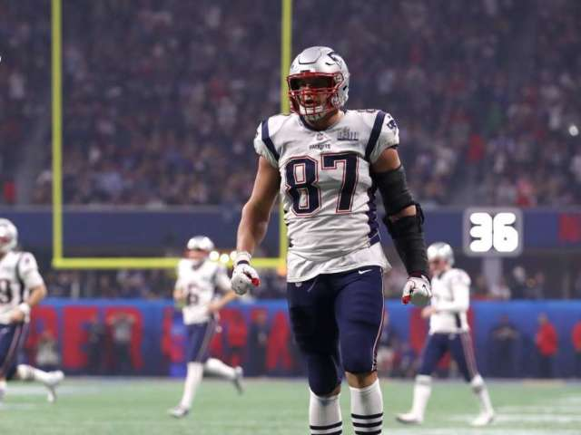 'Madden 21': Rob Gronkowski Has a 95 Rating, and Fans Are Doing a Double-Take