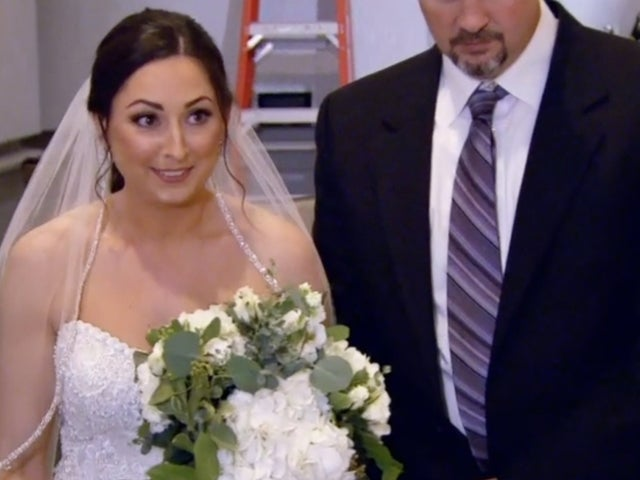 'Married at First Sight': Brett and Olivia Fight Nerves in the Final Moments Before Their First Meeting in Exclusive Clip