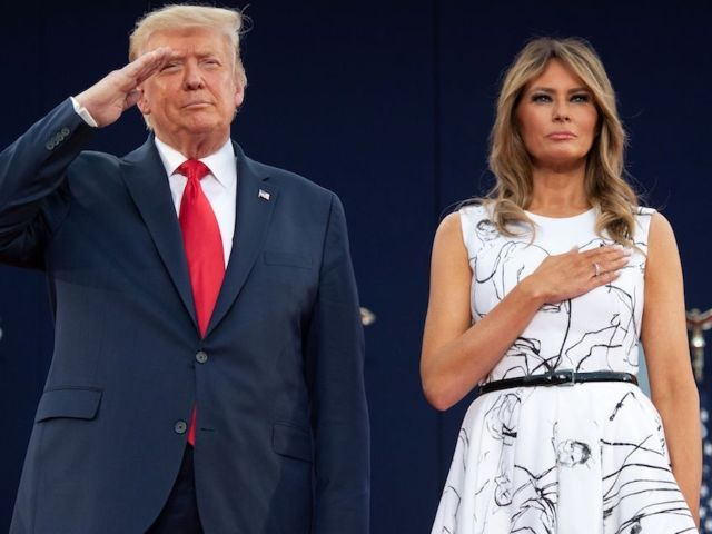 Melania Trump's Style: Where to Buy Her Alexander McQueen Dress