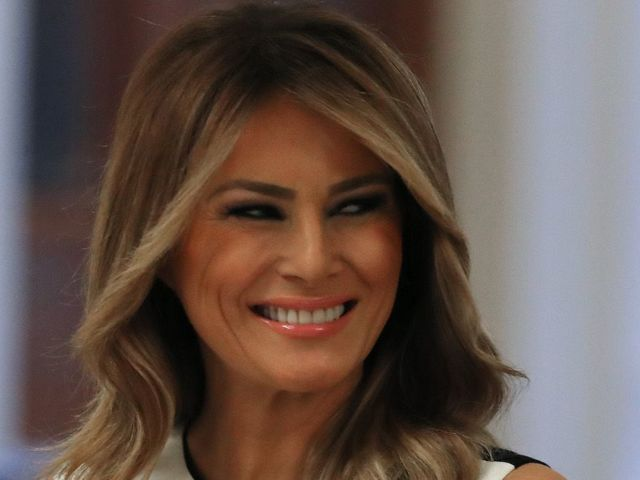 Melania Trump to Lead 'Significant Renewal' of White House Rose Garden