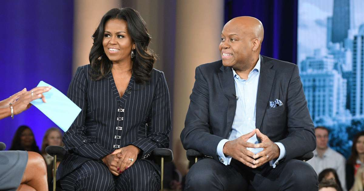 Michelle Obama brother leaves position New York Knicks join basketball coaches organization