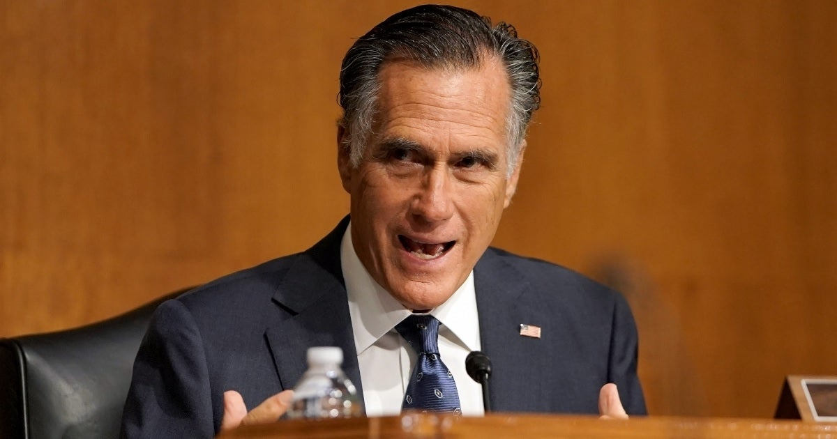 mitt romney getty images