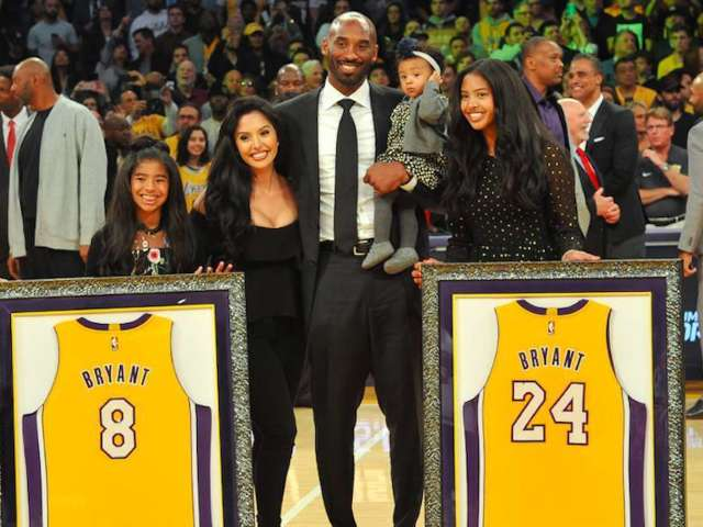 Kobe Bryant's Daughter Natalia Is All Smiles as She Shows off New Hairstyle