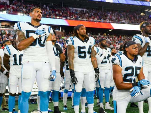 NFL Planning Black National Anthem During Week One of 2020 Season