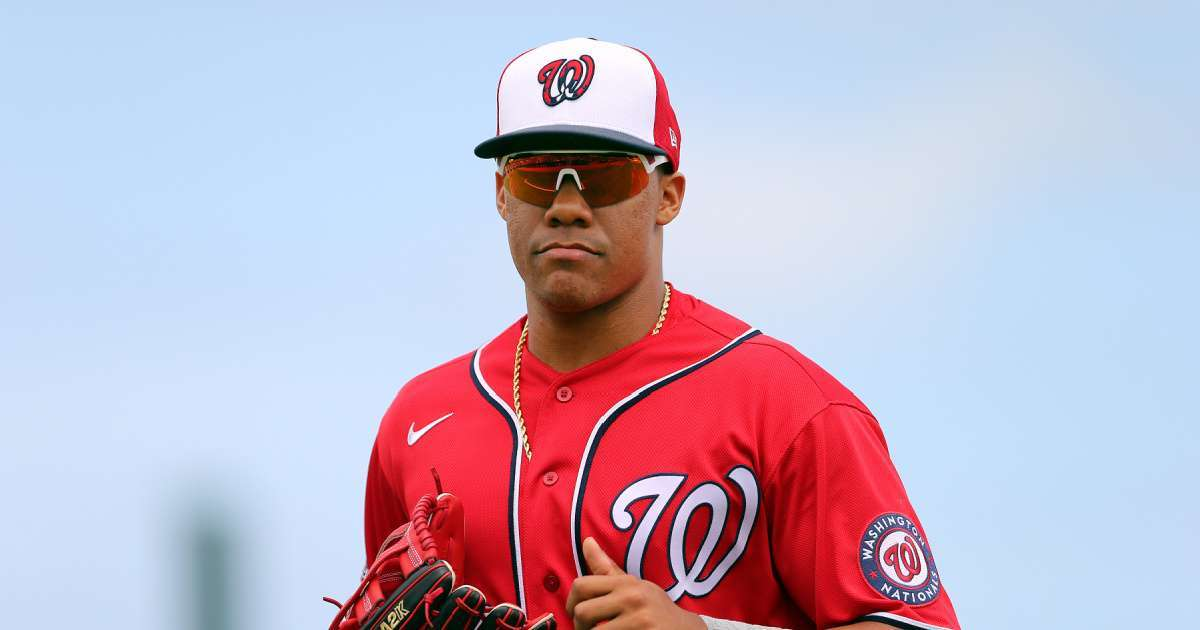 Nationals Juan Soto tests positive COVID-19 miss opening day game Yankees