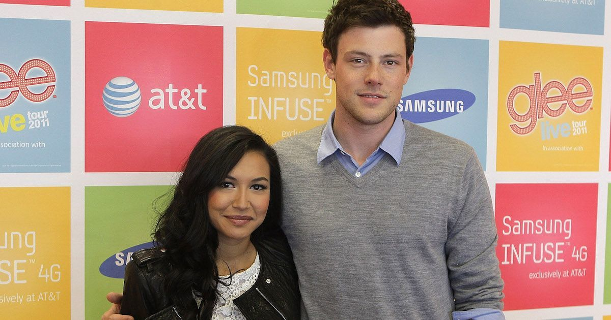 naya-rivera-cory-monteith-getty