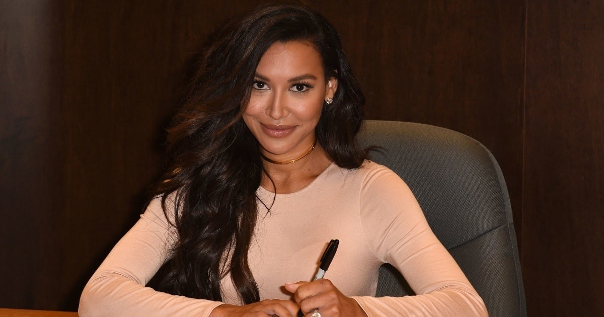 naya rivera getty images 3